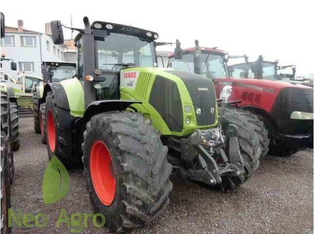 трактор Claas Axion 840